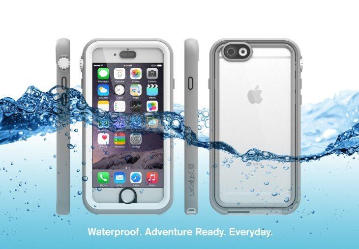 Catalyst iPhone 6 Plus waterproof cases