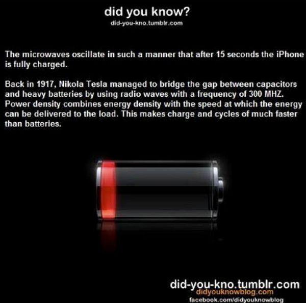 Charge iPhone in microwave- massive debate begins pic 1