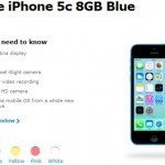 Cheaper iPhone 5C goes up for sale, but there's a catch