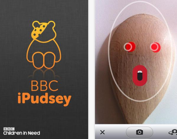 Children in Need BBC iPudsey and Pingit apps