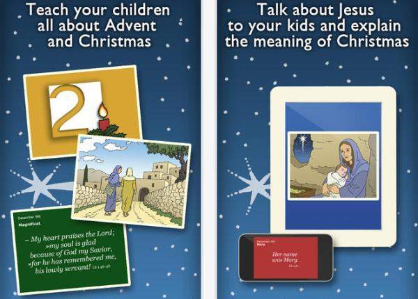 Image of: Inspirational Bible Christmas Advent Calendar 2013 App Teaches Bible Quotes Phonesreviews Uk Christmas Advent Calendar 2013 App Teaches Bible Quotes