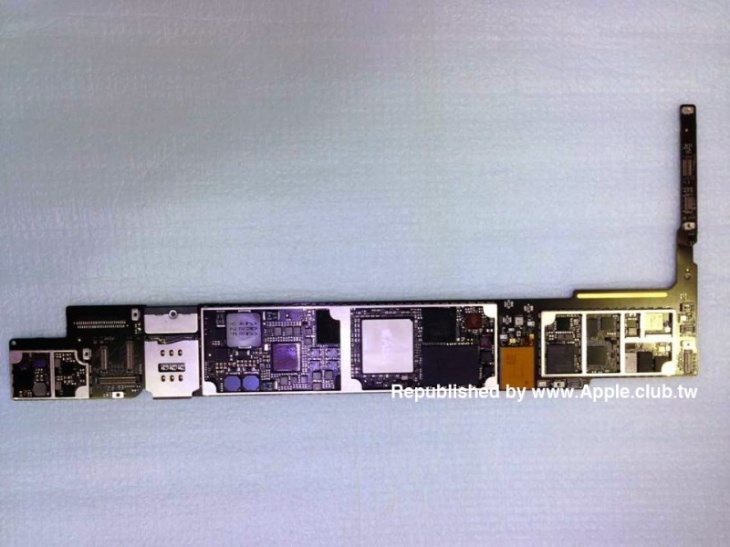 Claimed iPad Air 2 component images reveal A8X chip and more
