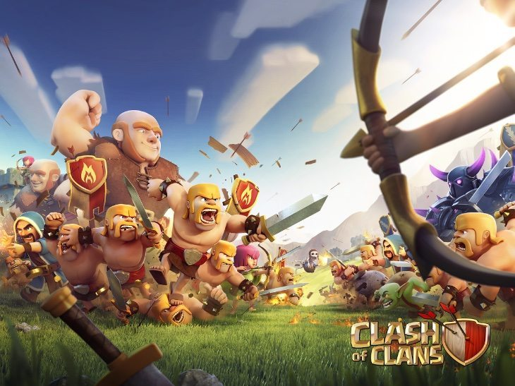 Clash of Clans issues b