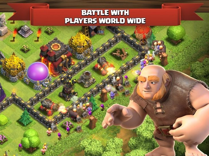 Clash of Clans issues