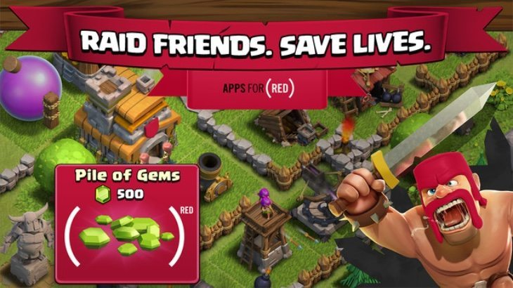 Clash of Clans update b