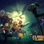 Clash of Clans update before Halloween