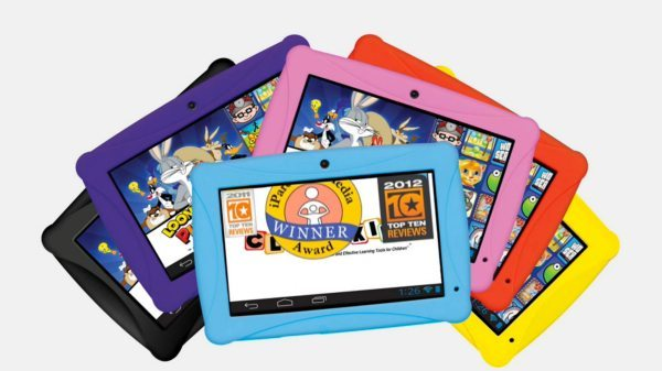 ClickN Kids 7-inch Android tablet via Walmart