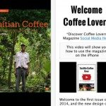 Coffee Lovers Magazine app enjoys stylish redesign