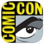 Comic-Con app iOS and Android