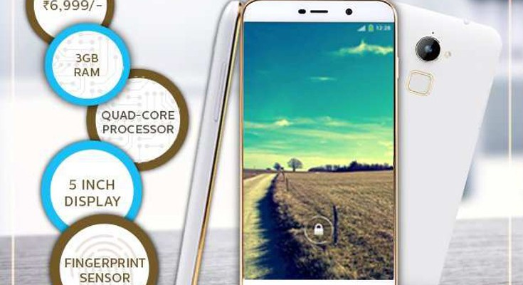 Coolpad Note 3 Lite announced with Fingerprint Scanner and 3GB of RAM