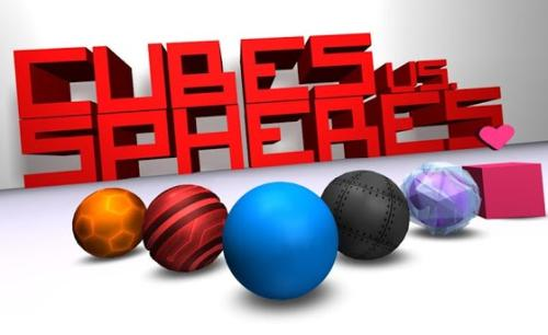 Cubes vs. Spheres for Android