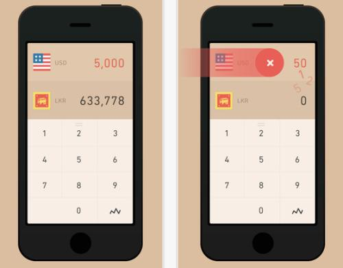 Currency Made Simple iOS converter app perfect for travelling