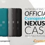 CyanogenMod Nexus 5 cases