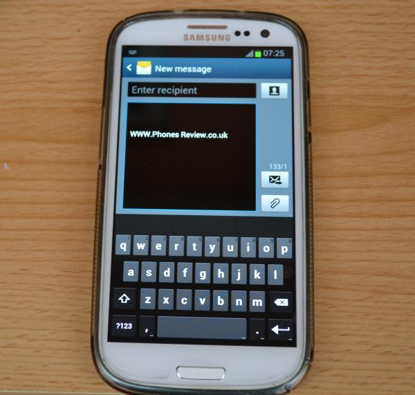 Samsung Galaxy S3 keyboard apps vs default