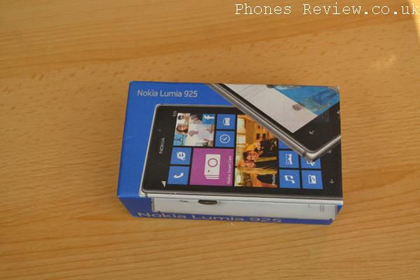 Nokia Lumia 925 review on Vodafone, great camera
