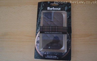 Barbour Galaxy S3 case review, stylish quality
