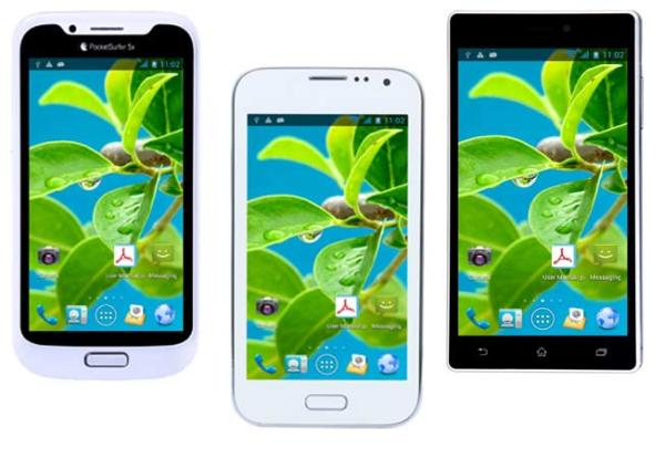 datawind launch trio of budget smartphones for india