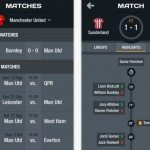 De Gea brilliant Man Utd app