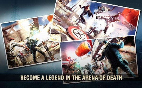 Dead Trigger 2 for Android update changes