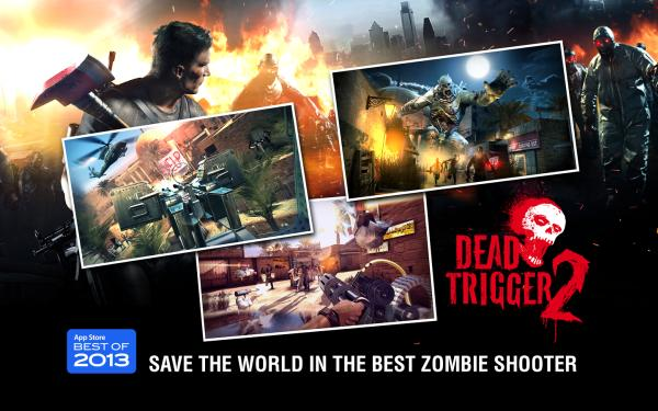 Dead Trigger 2 treated to tasty new update