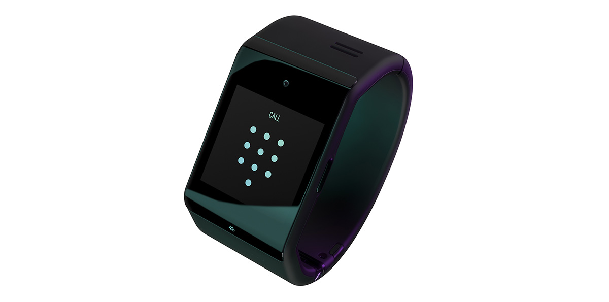 Dial-smartwatch