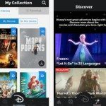Disney Movies Anywhere update changes for app