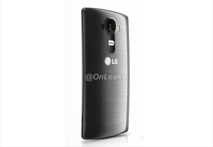 Does this show the LG G4 design