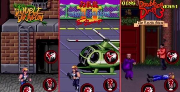 Double Dragon games getting Android and iOS release