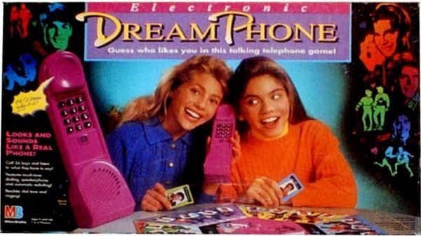 Dream Phone movie by Board James is a killer