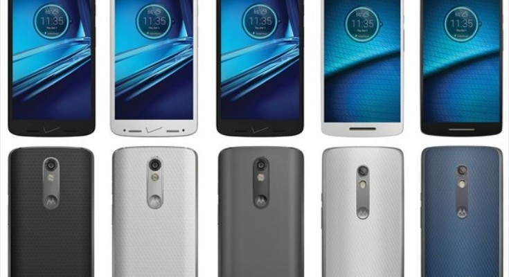 Droid Turbo 2 and Maxx 2 leaked image