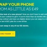 EE Swap upgrade plan revealed before new iPhone launch