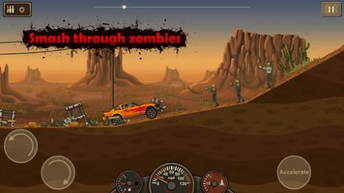 Earn to Die for android released