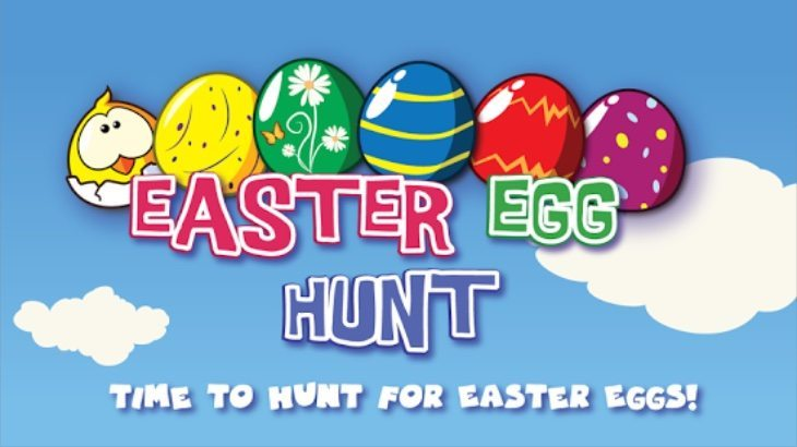 Easter egg hunt, recipes, wallpapers c