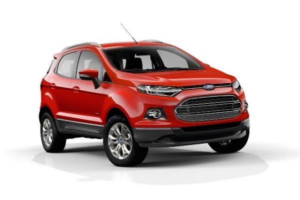 EcoSport compact SUV offers SYNC AppLink (Spotify)