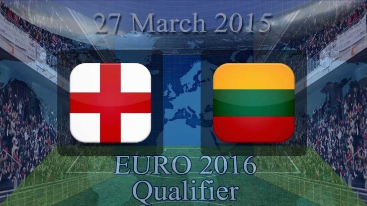 England vs LIthuania Euro 2016
