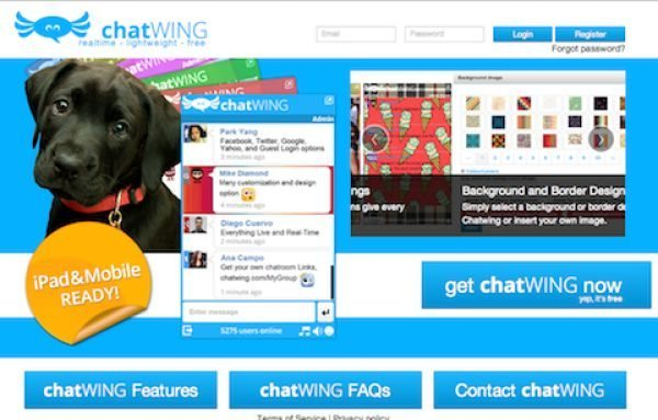Ensuring Better Website Exposure with Chatwing Chat Networks