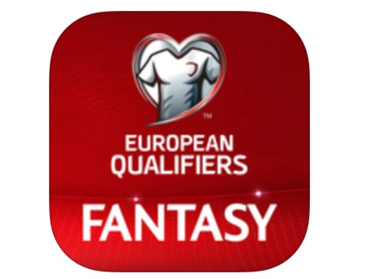Euro Qualifiers app for fantasy football results