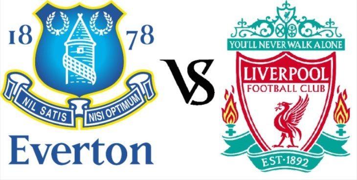 Everton vs Liverpool lineup news