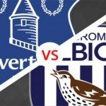 Everton vs West Brom news