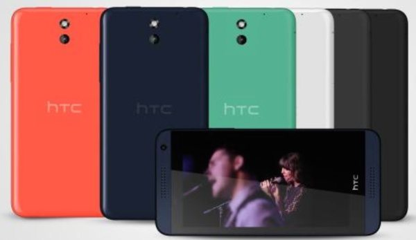 Excellent HTC Desire 816 orders prompt shares rise