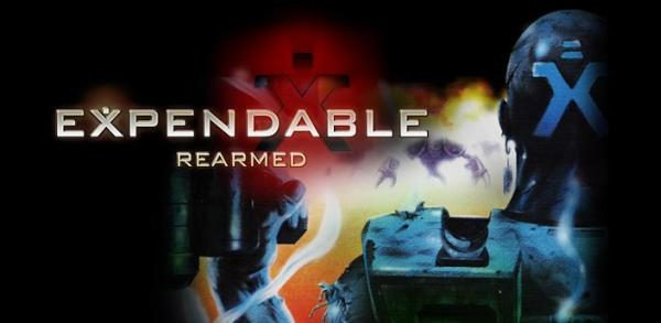 Expendable Rearmed Android game is PC and Dreamcast classic