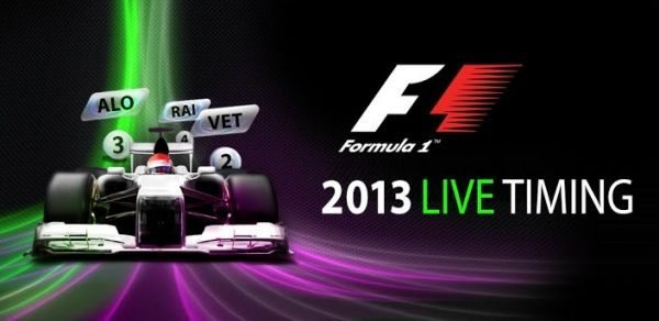 F1 gears up for 2013 with new Timing App