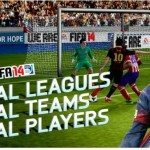FIFA 14 iOS download from US App Store