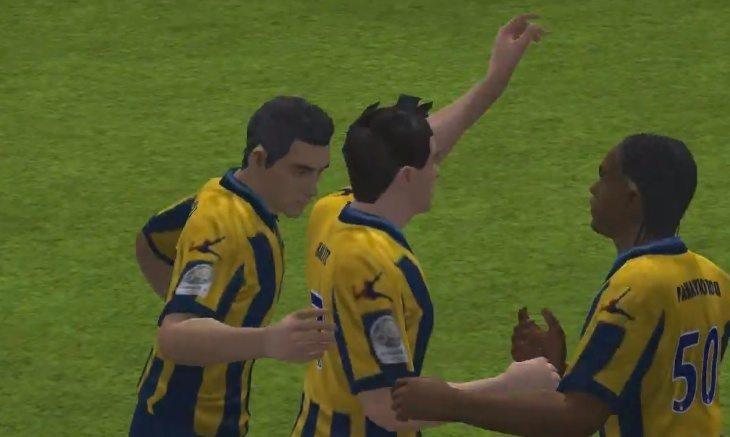 FIFA 15 Android gameplay b