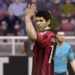 FIFA 15 Diego Costa on the line