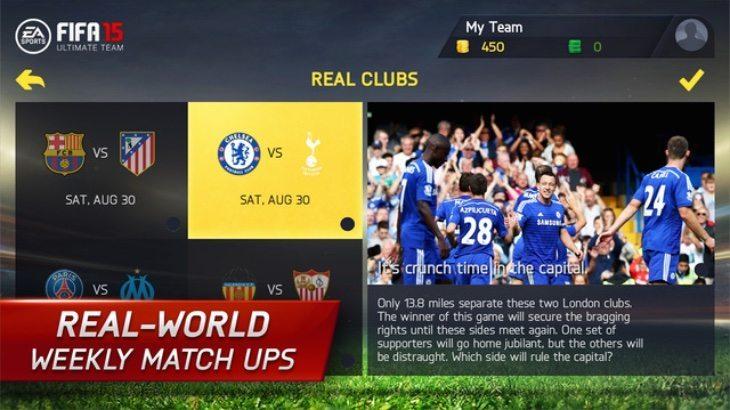 FIFA 15 UT problems