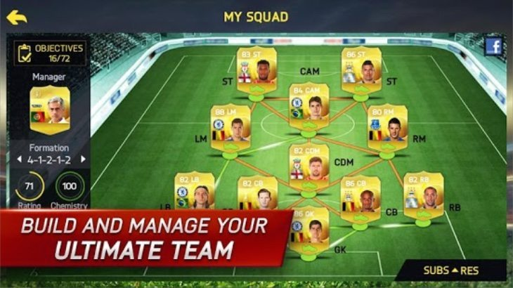 FIFA 15 UT update