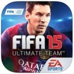 FIFA 15 Ultimate Team app