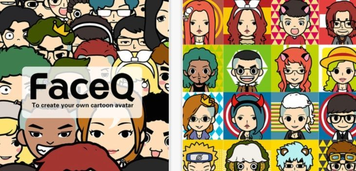 FaceQ, Wipeout2, Madden NFL apps b
