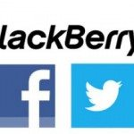 Facebook & Twitter updates for BlackBerry 10 Smartphones